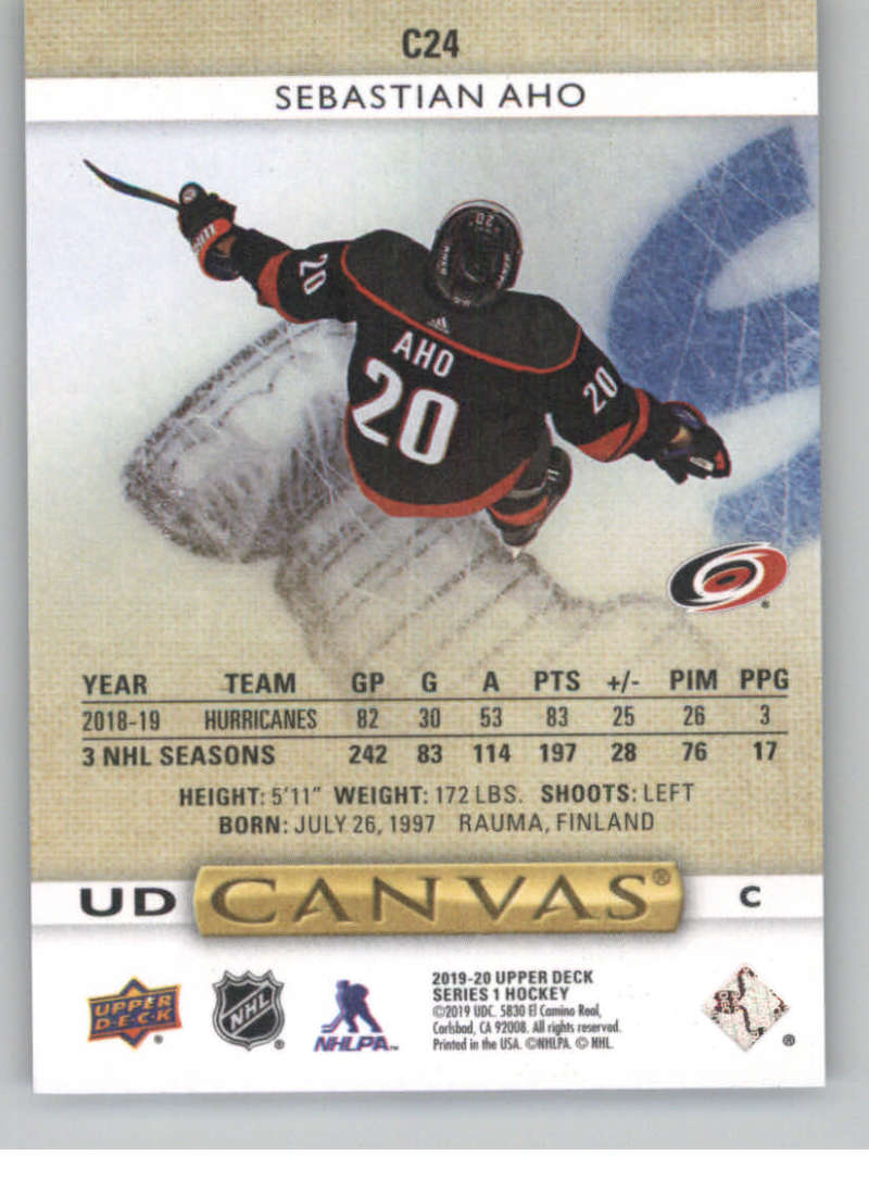 2019-20-Upper-Deck-Series-1-NHL-Hockey-Insert-Parallel-Singles-Pick-Your-Cards thumbnail 8