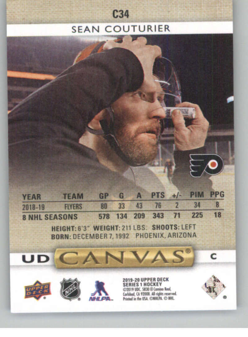 2019-20-Upper-Deck-Series-1-NHL-Hockey-Insert-Parallel-Singles-Pick-Your-Cards thumbnail 16