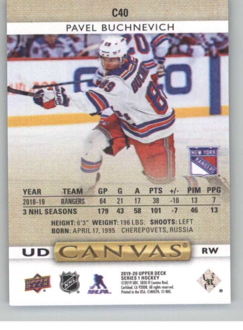 2019-20-Upper-Deck-Series-1-NHL-Hockey-Insert-Parallel-Singles-Pick-Your-Cards thumbnail 20