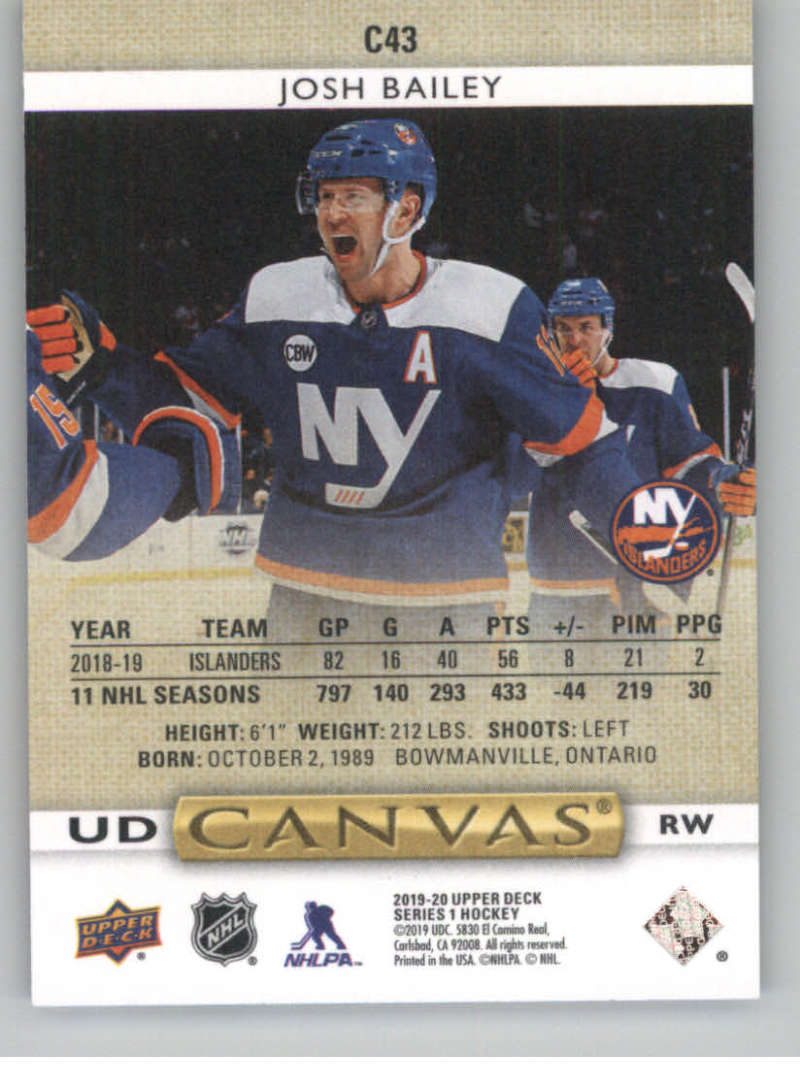 2019-20-Upper-Deck-Series-1-NHL-Hockey-Insert-Parallel-Singles-Pick-Your-Cards thumbnail 24