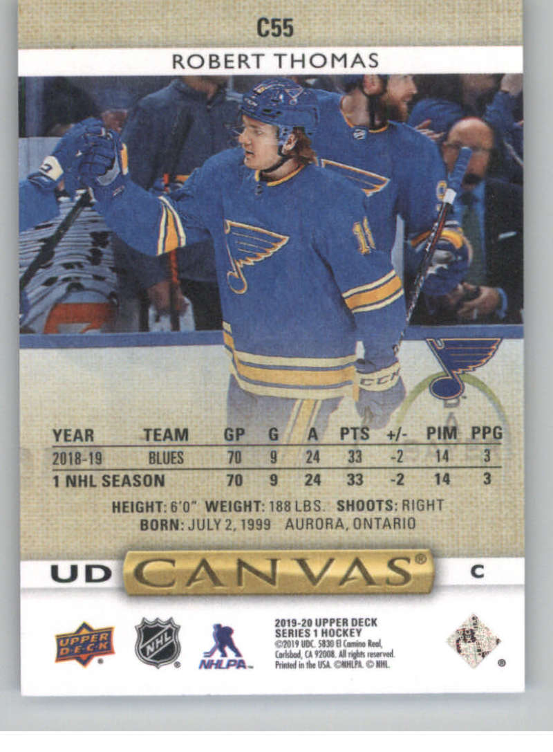 2019-20-Upper-Deck-Series-1-NHL-Hockey-Insert-Parallel-Singles-Pick-Your-Cards thumbnail 30