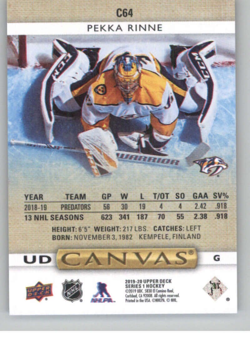 2019-20-Upper-Deck-Series-1-NHL-Hockey-Insert-Parallel-Singles-Pick-Your-Cards thumbnail 36