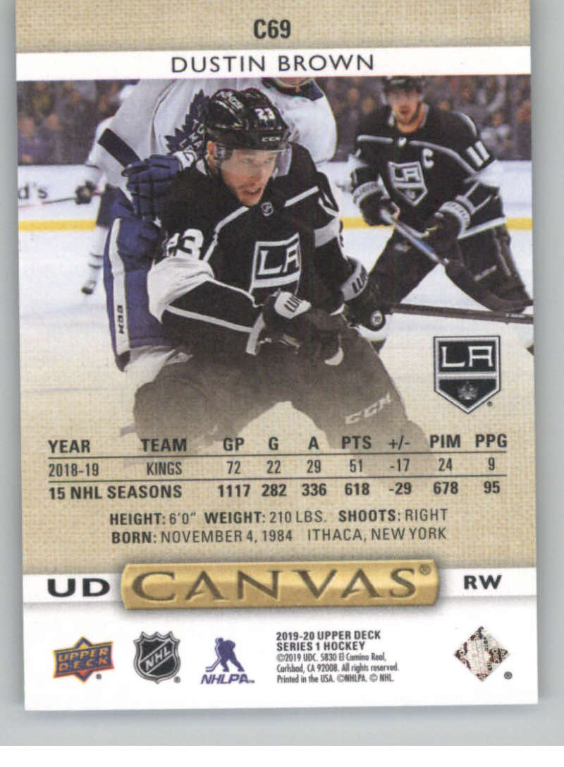 2019-20-Upper-Deck-Series-1-NHL-Hockey-Insert-Parallel-Singles-Pick-Your-Cards thumbnail 42
