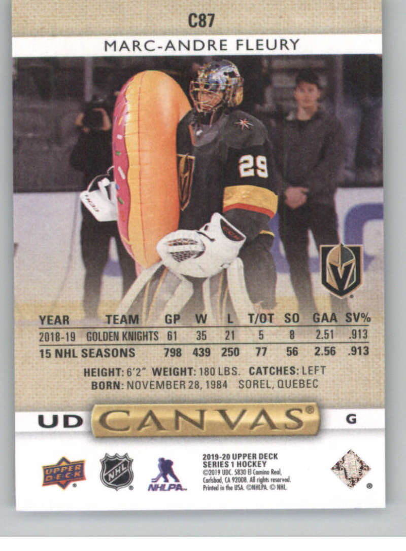 2019-20-Upper-Deck-Series-1-NHL-Hockey-Insert-Parallel-Singles-Pick-Your-Cards thumbnail 50