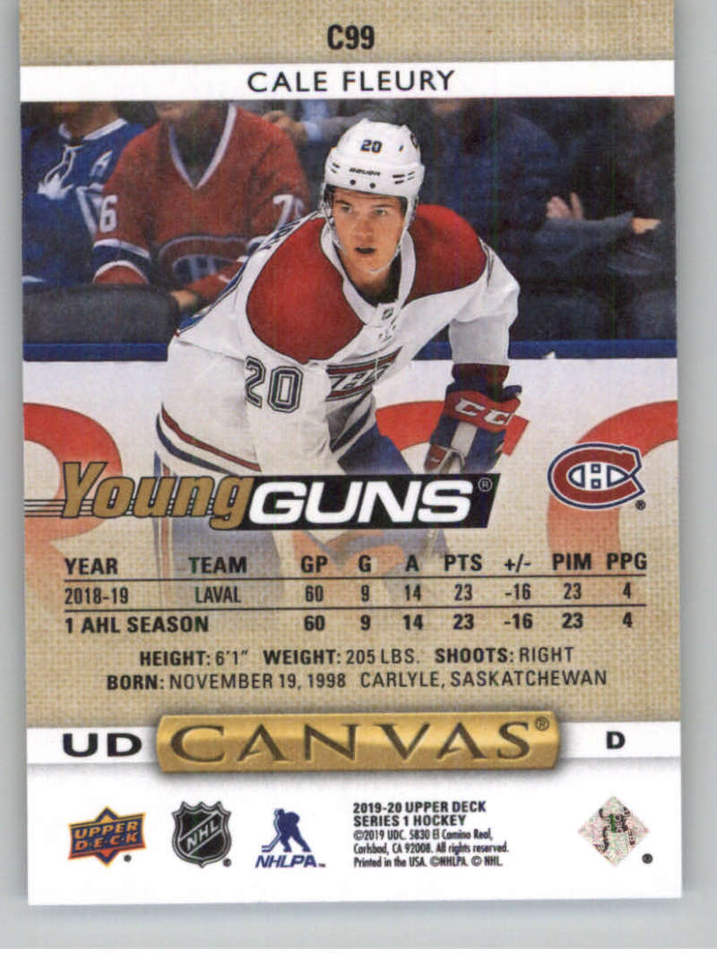 2019-20-Upper-Deck-Series-1-NHL-Hockey-Insert-Parallel-Singles-Pick-Your-Cards thumbnail 56