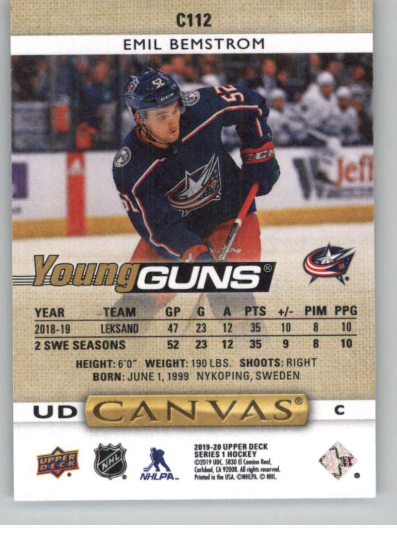 2019-20-Upper-Deck-Series-1-NHL-Hockey-Insert-Parallel-Singles-Pick-Your-Cards thumbnail 62