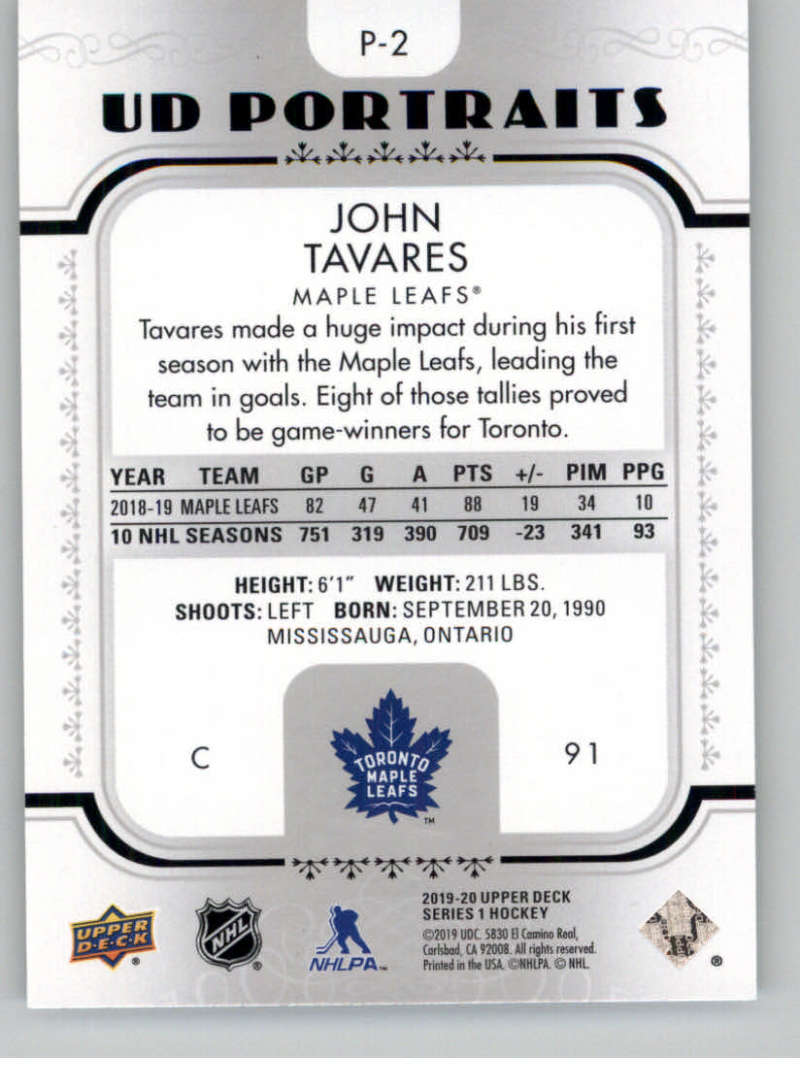 2019-20-Upper-Deck-Series-1-NHL-Hockey-Insert-Parallel-Singles-Pick-Your-Cards thumbnail 116