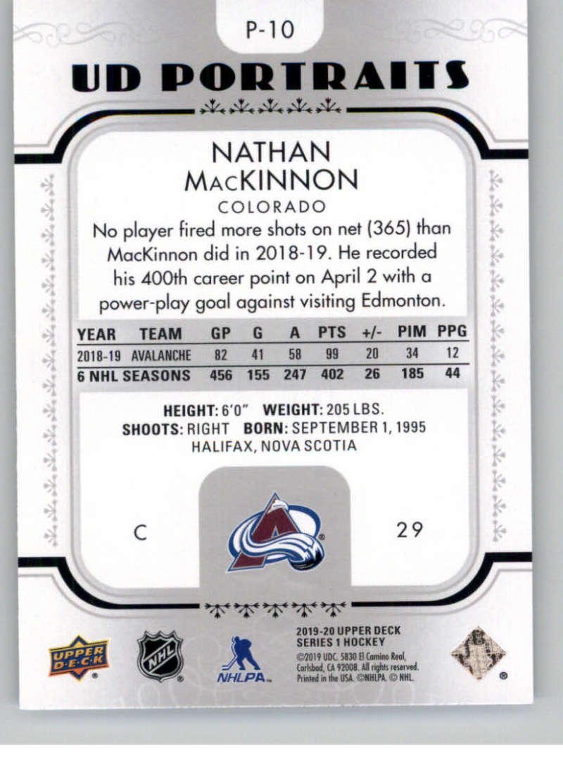 2019-20-Upper-Deck-Series-1-NHL-Hockey-Insert-Parallel-Singles-Pick-Your-Cards thumbnail 128