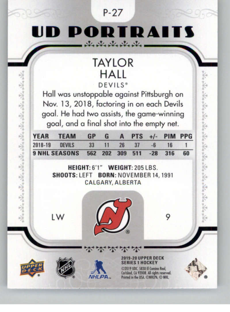 2019-20-Upper-Deck-Series-1-NHL-Hockey-Insert-Parallel-Singles-Pick-Your-Cards thumbnail 150