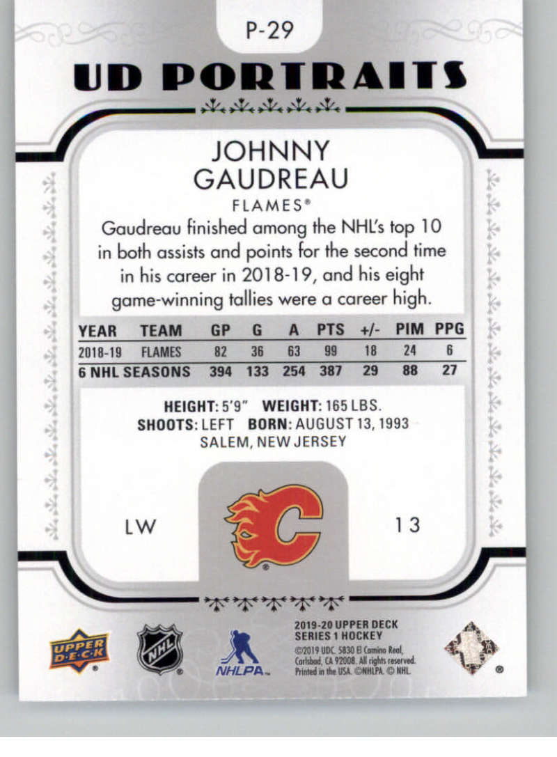 2019-20-Upper-Deck-Series-1-NHL-Hockey-Insert-Parallel-Singles-Pick-Your-Cards thumbnail 152
