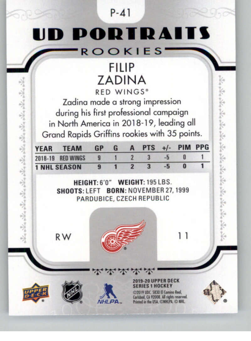 2019-20-Upper-Deck-Series-1-NHL-Hockey-Insert-Parallel-Singles-Pick-Your-Cards thumbnail 168