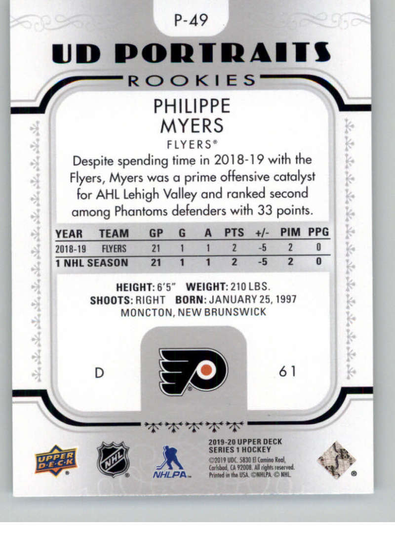 2019-20-Upper-Deck-Series-1-NHL-Hockey-Insert-Parallel-Singles-Pick-Your-Cards thumbnail 176