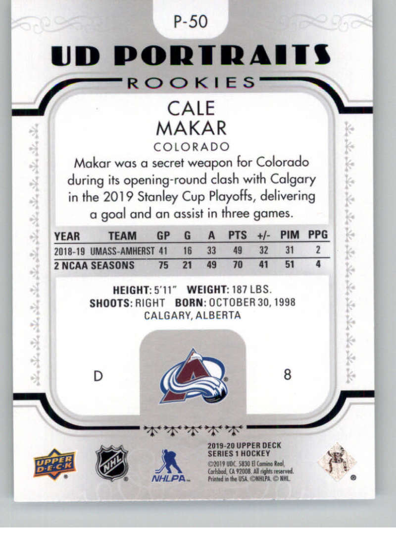 2019-20-Upper-Deck-Series-1-NHL-Hockey-Insert-Parallel-Singles-Pick-Your-Cards thumbnail 178