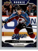 2019-20 UD MVP Hockey BLUE #247 Cale Makar Colorado Avalanche  RC Rookie Limited Edition Only Found in Factory Set Official Upper Deck NHL Trading Car