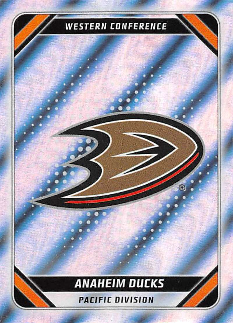 2019-20 Topps NHL Stickers