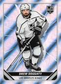 2019-20 Topps NHL Stickers Hockey #225 Drew Doughty Los Angeles Kings Foil  Official 1.5 Inch Wide X 2.5 Inch Tall Album Sticker Trading Card