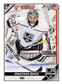 2019-20 Topps NHL Stickers Hockey #234 Jonathan Quick Los Angeles Kings  Official 1.5 Inch Wide X 2.5 Inch Tall Album Sticker Trading Card