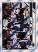 2019-20 Topps NHL Stickers Hockey #608 St. Louis Blues Stanley Cup Finals FOIL  Official 1.5 Inch Wide X 2.5 Inch Tall Album Sticker Trading Card