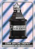 2019-20 Topps NHL Stickers Hockey #610 Conn Smythe Trophy Foil  Official 1.5 Inch Wide X 2.5 Inch Tall Album Sticker Trading Card
