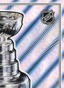 2019-20 Topps NHL Stickers Hockey #619 St. Louis Blues Stanley Cup Puzzle FOIL  Official 1.5 Inch Wide X 2.5 Inch Tall Album Sticker Trading Card