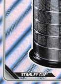 2019-20 Topps NHL Stickers Hockey #620 St. Louis Blues Stanley Cup Puzzle FOIL  Official 1.5 Inch Wide X 2.5 Inch Tall Album Sticker Trading Card