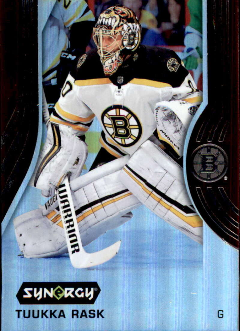 2019-20 Upper Deck Synergy Red