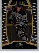 2019-20 Upper Deck Allure Hockey #87 Blake Lizotte RC Rookie Los Angeles Kings  Official NHL Trading Card