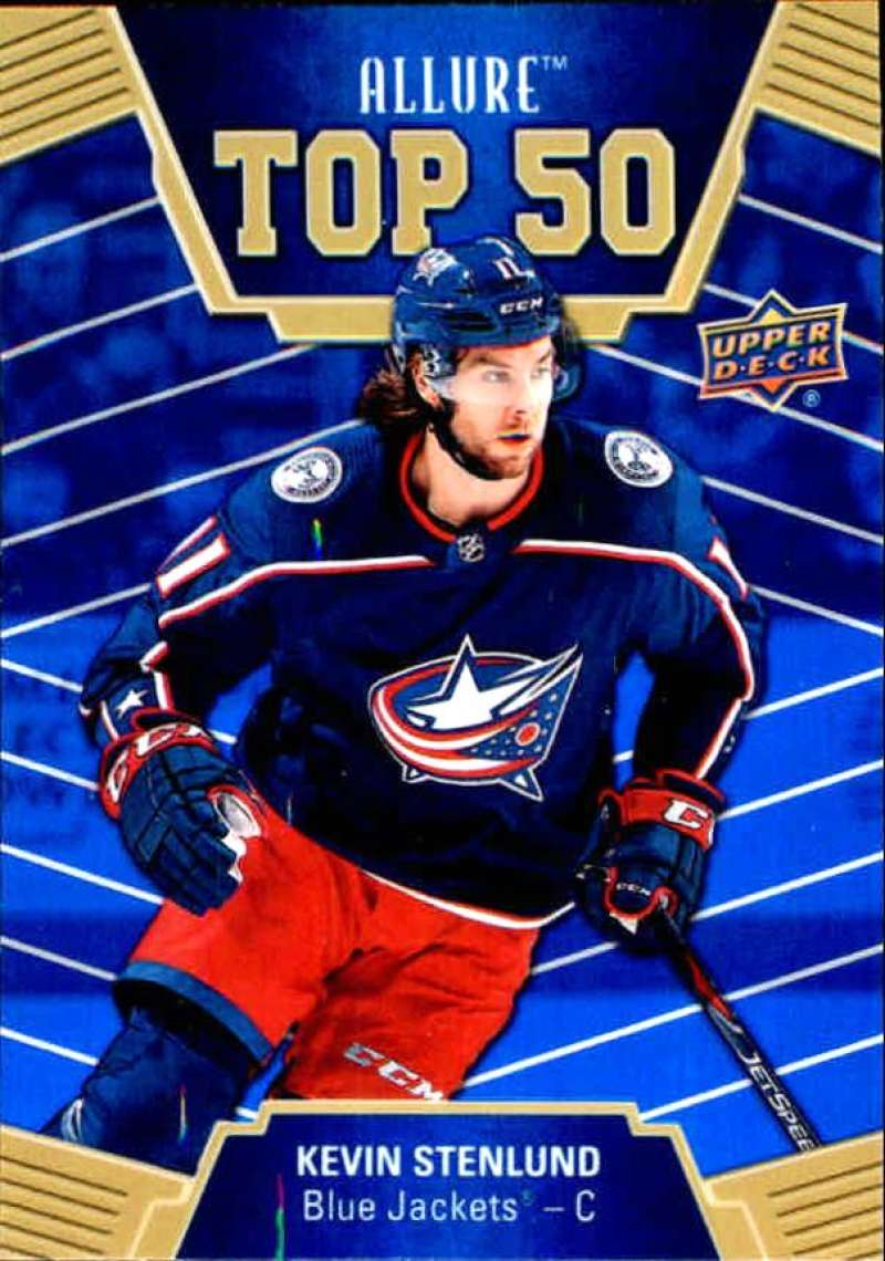 2019-20 Upper Deck Allure Top 50