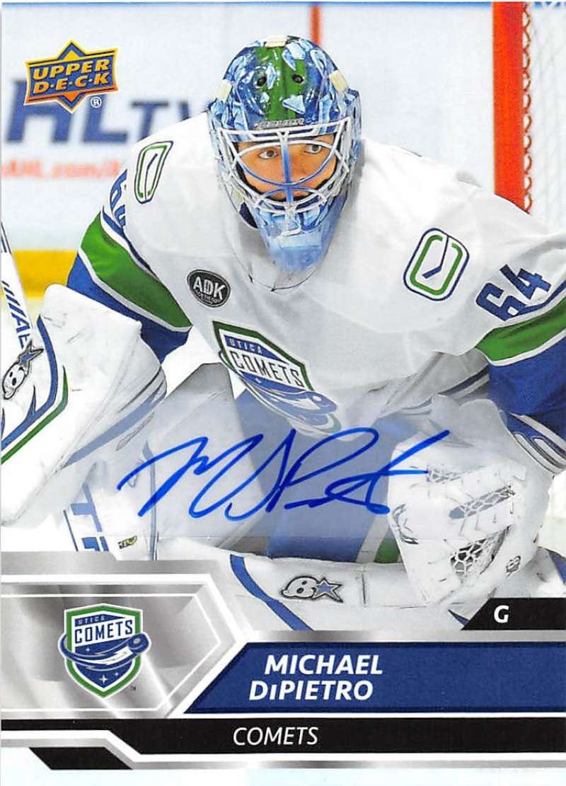 2019-20 Upper Deck AHL Autographs