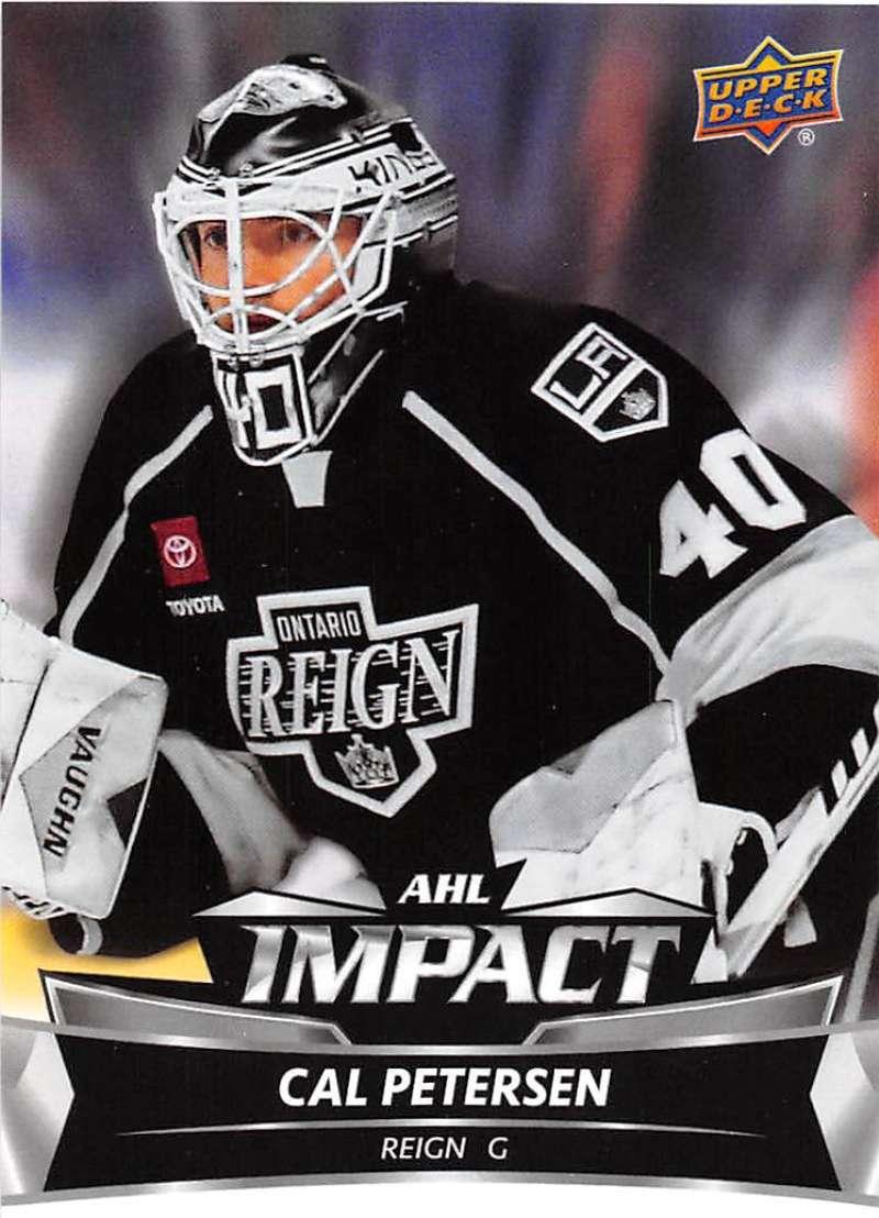 2019-20 Upper Deck AHL Impact