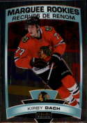 2019-20 OPC O-Pee-Chee Platinum Hockey #151 Kirby Dach RC Rookie Chicago Blackhawks  Official NHL Trading Card