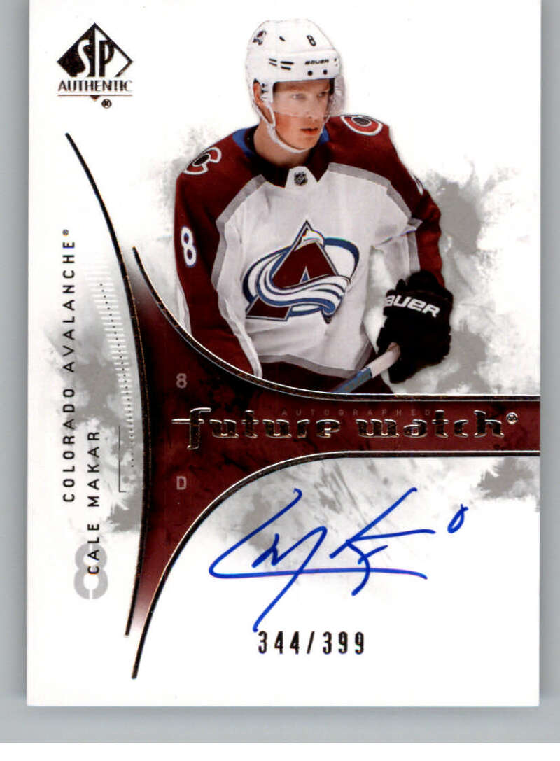 2019-20 SP Authentic 2009-10 Retro Future Watch Autographs