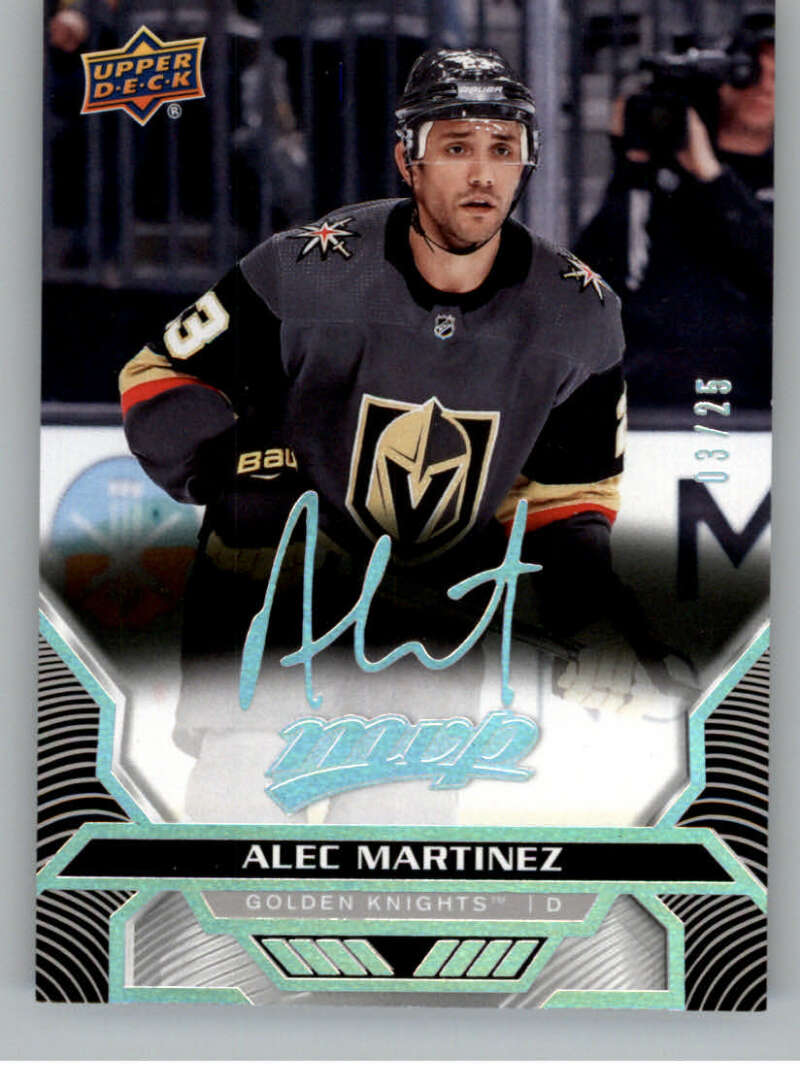 2020-21 Upper Deck MVP Super Script
