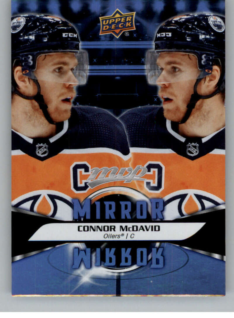 2020-21 Upper Deck MVP Mirror Mirror