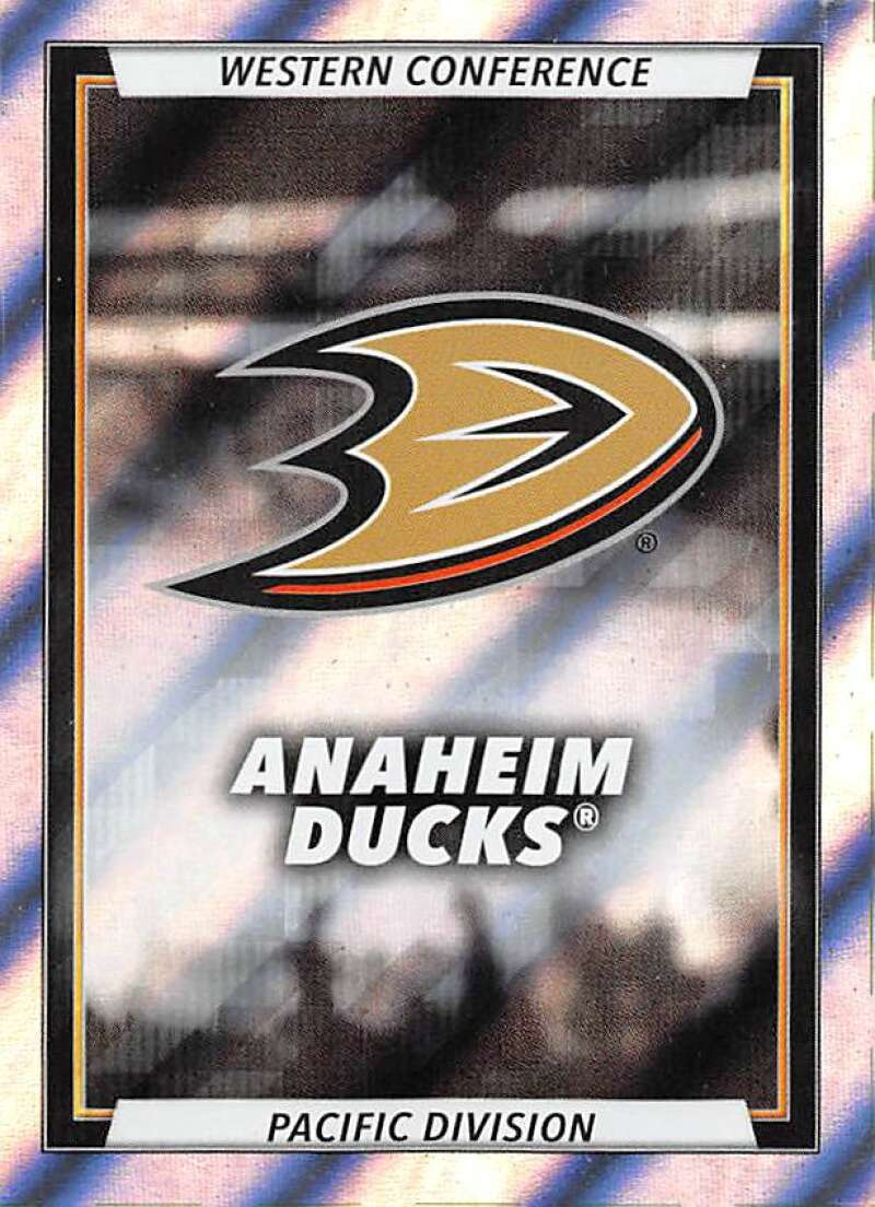 2020-21 Topps NHL Stickers