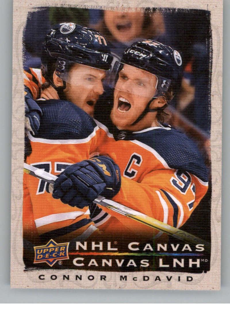 2020-21 Upper Deck Tim Hortons NHL Canvas
