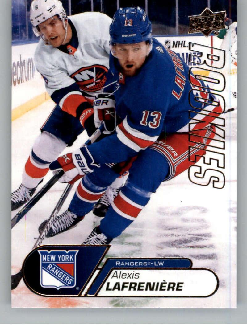 2020-21 Upper Deck NHL Star Rookies Box Set