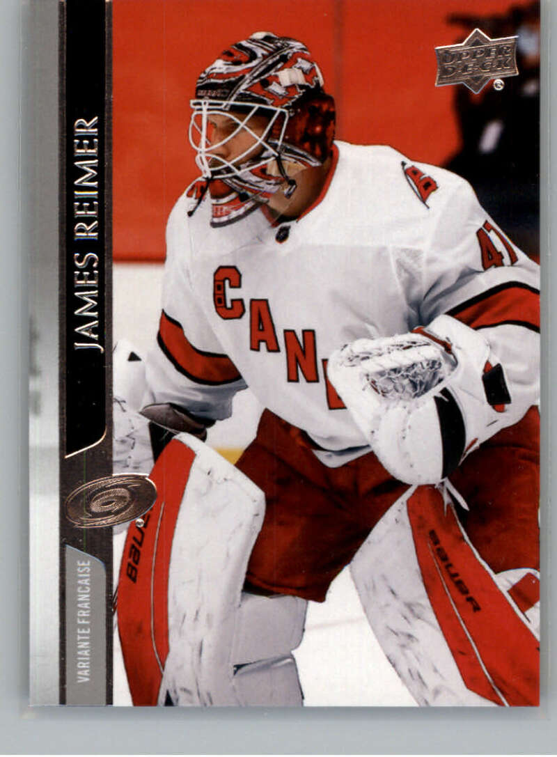 2020-21 Upper Deck Extended Series French