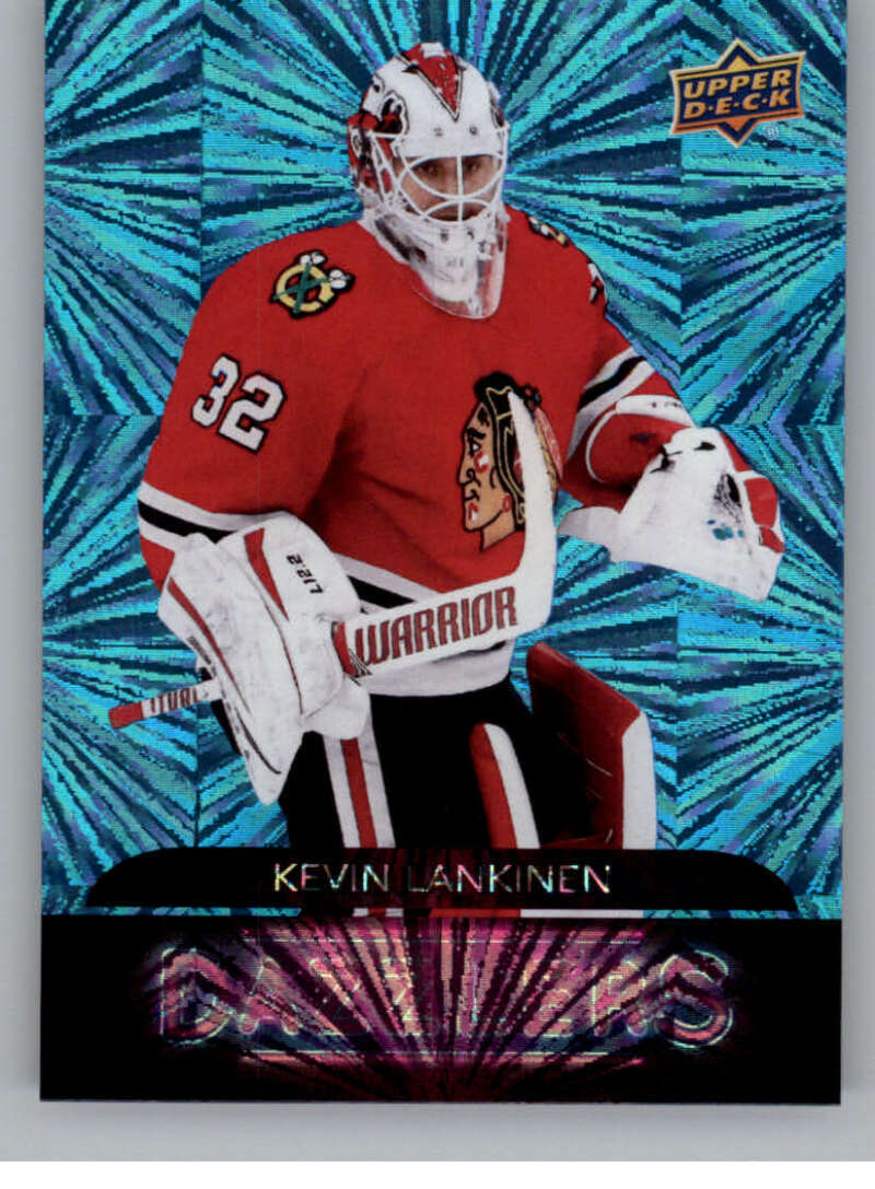 2020-21 Upper Deck Extended Series Dazzlers Blue