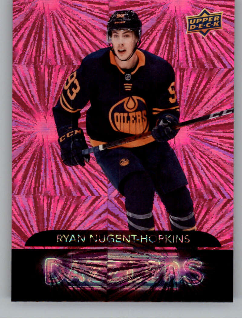 2020-21 Upper Deck Extended Series Dazzlers Pink