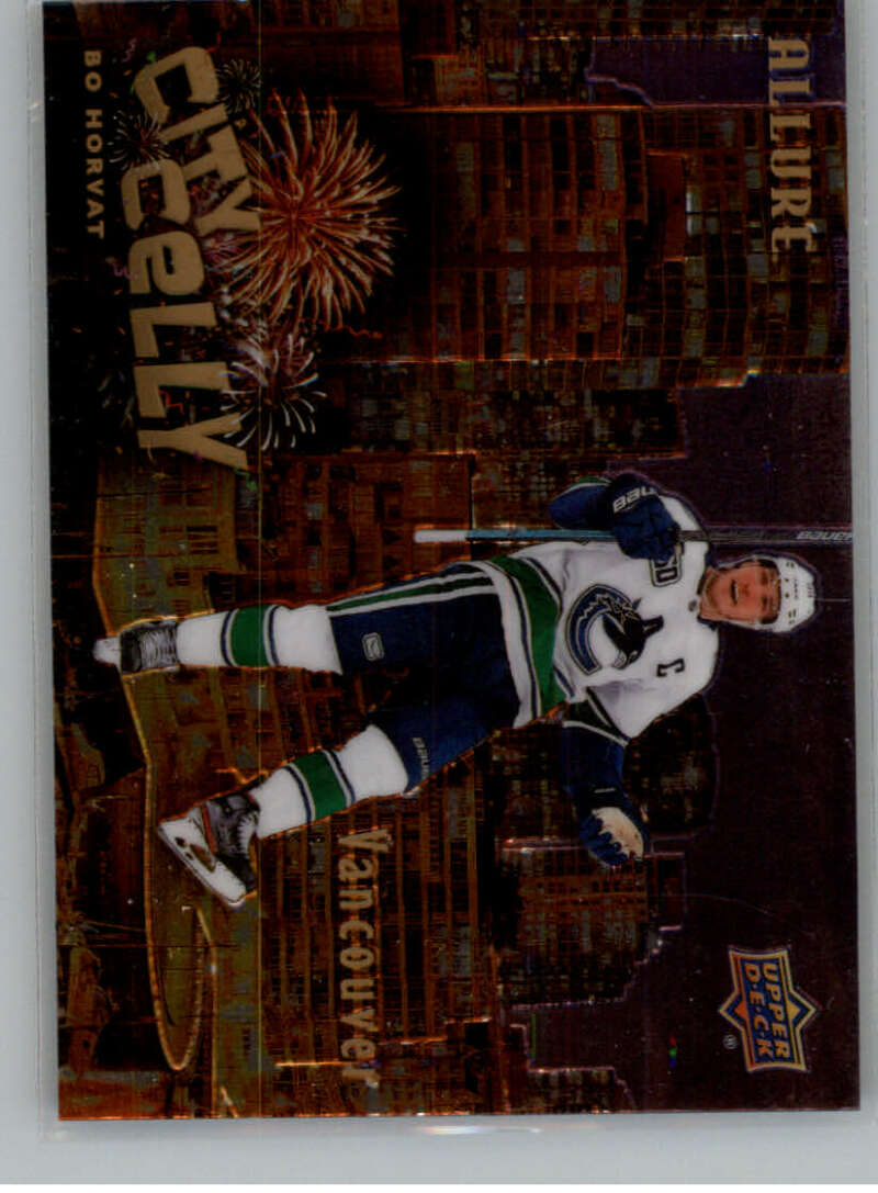 2020-21 Upper Deck Allure City Celly
