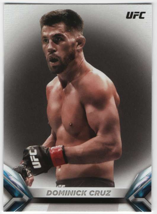 2018 Topps Knockout Base MMA Checklist | Ultimate Cards and