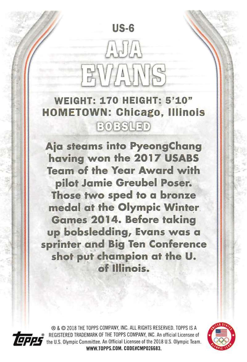 2018-Topps-Winter-Olympics-Team-USA-Base-Cards-Choose-039-s-US-1-48-USA-1-45 thumbnail 13