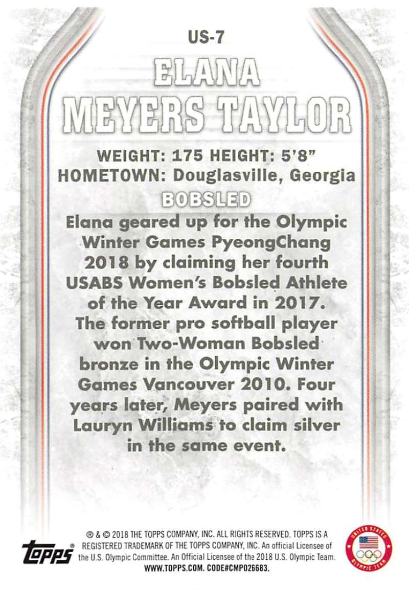 2018-Topps-Winter-Olympics-Team-USA-Base-Cards-Choose-039-s-US-1-48-USA-1-45 thumbnail 15