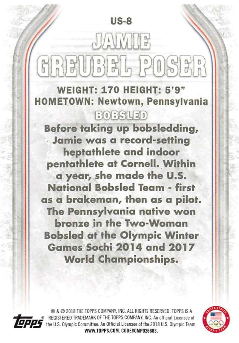 2018-Topps-Winter-Olympics-Team-USA-Base-Cards-Choose-039-s-US-1-48-USA-1-45 thumbnail 17