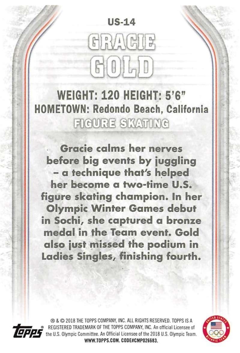 2018-Topps-Winter-Olympics-Team-USA-Base-Cards-Choose-039-s-US-1-48-USA-1-45 thumbnail 29
