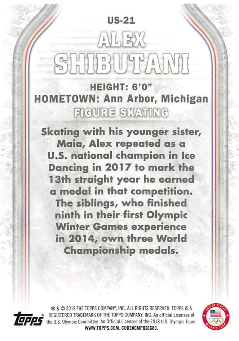 2018-Topps-Winter-Olympics-Team-USA-Base-Cards-Choose-039-s-US-1-48-USA-1-45 thumbnail 41