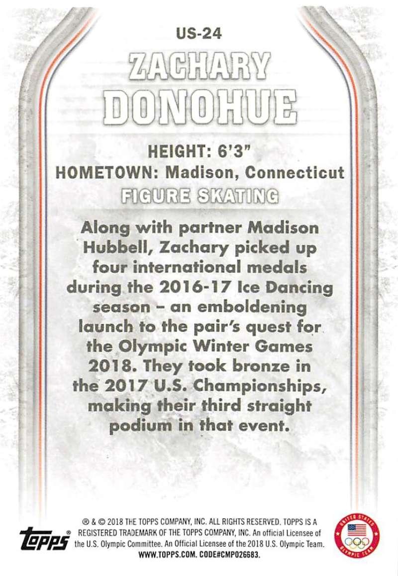 2018-Topps-Winter-Olympics-Team-USA-Base-Cards-Choose-039-s-US-1-48-USA-1-45 thumbnail 47