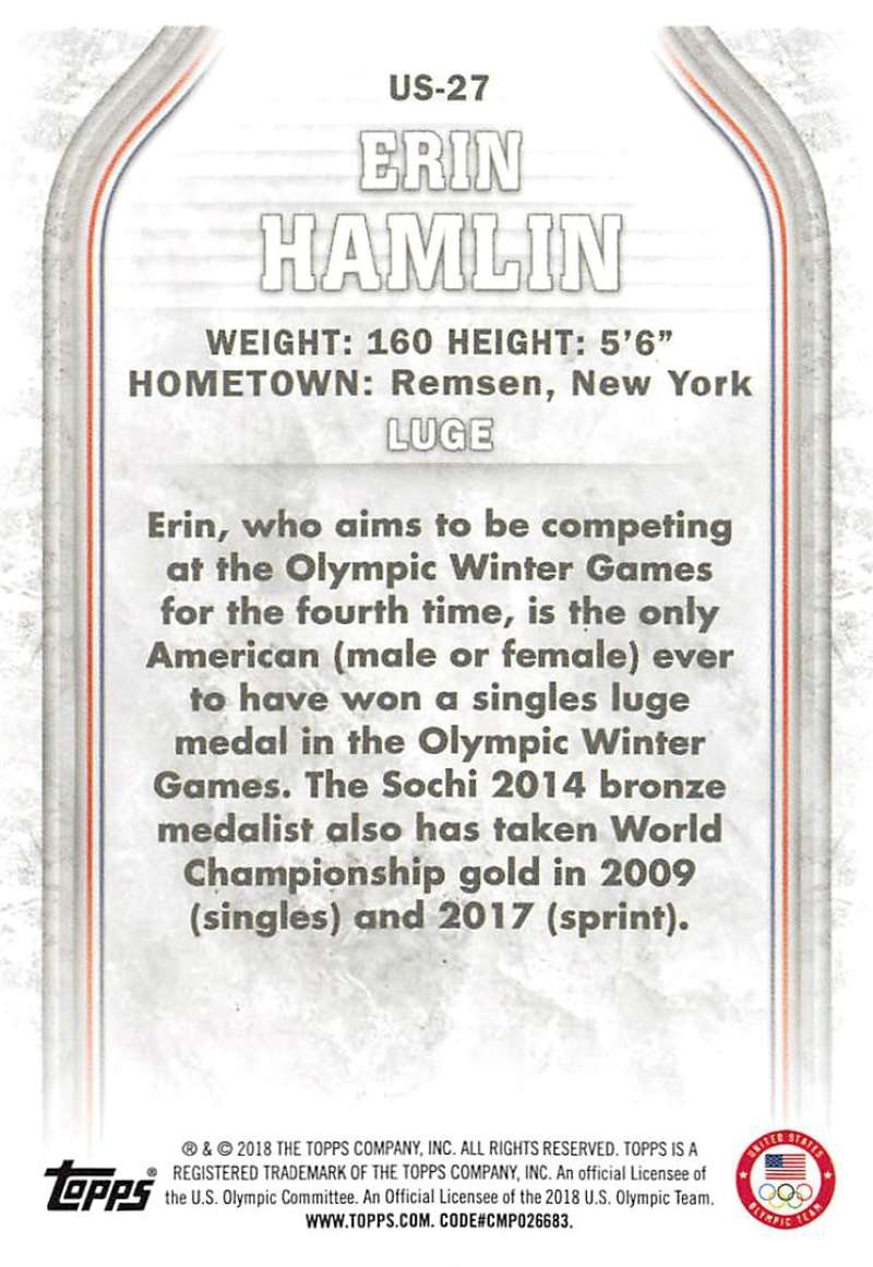 2018-Topps-Winter-Olympics-Team-USA-Base-Cards-Choose-039-s-US-1-48-USA-1-45 thumbnail 53