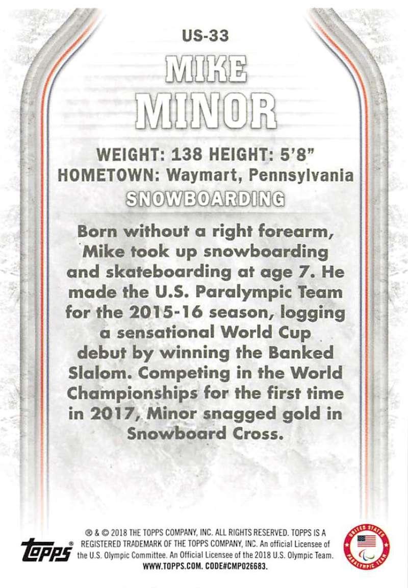 2018-Topps-Winter-Olympics-Team-USA-Base-Cards-Choose-039-s-US-1-48-USA-1-45 thumbnail 65